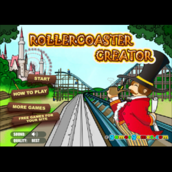 Rollercoaster creating